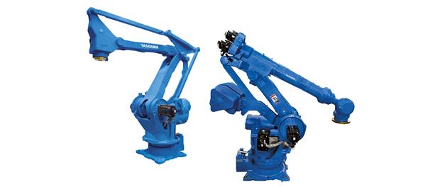 Roboplan: novos robots versáteis e potentes Yaskawa Motoman para  manipulação e logística