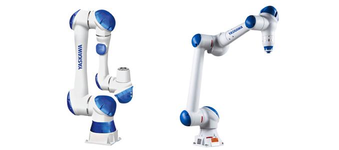 Roboplan: apresentação do novo robot colaborativo Yaskawa Motoman HC10 na EMPACK