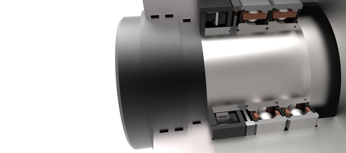 Schaeffler integra tecnologia de sensores nos rolamentos