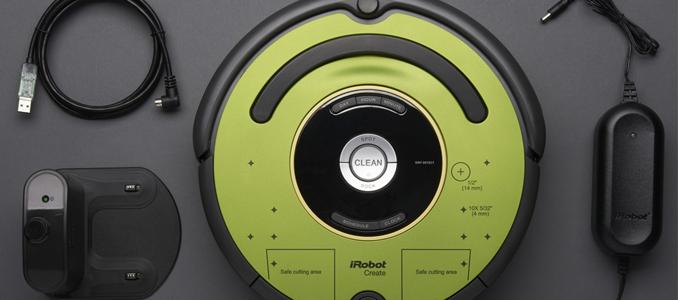 iRobot apresenta robot programável Create 2
