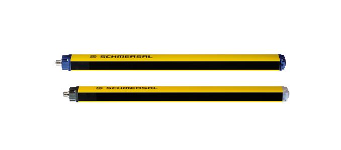 novas cortinas de luz SLC e SLG 240 COM da Schmersal ibérica