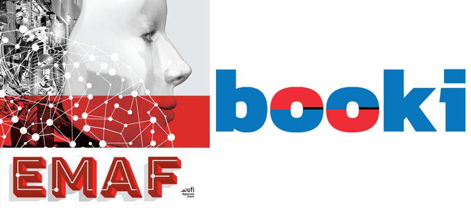 EMAF: Booki na EMAF 2018