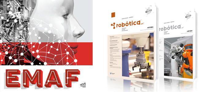 "EMAF: Revista ""robótica"" na EMAF 2018"