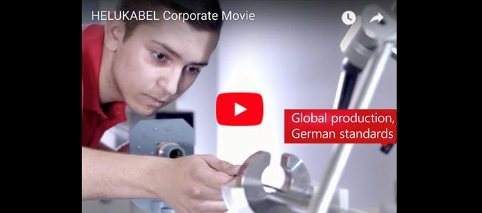 HELUKABEL comemora 40 anos com novo vídeo corporativo