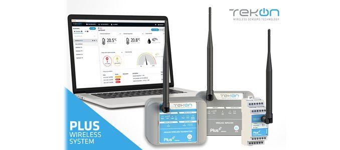 Solução wireless da Tekon Electronics