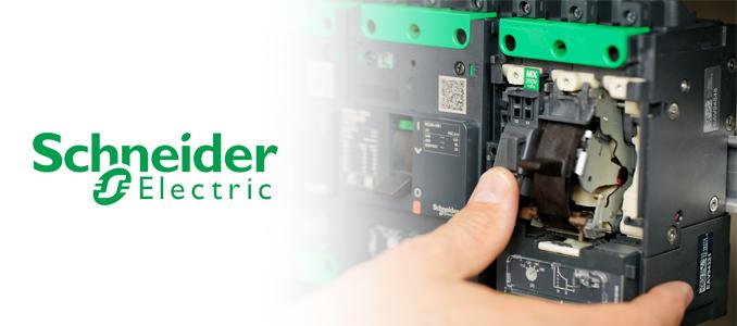 Schneider Electric apresenta compact NSXm, o novo modelo da gama de disjuntores