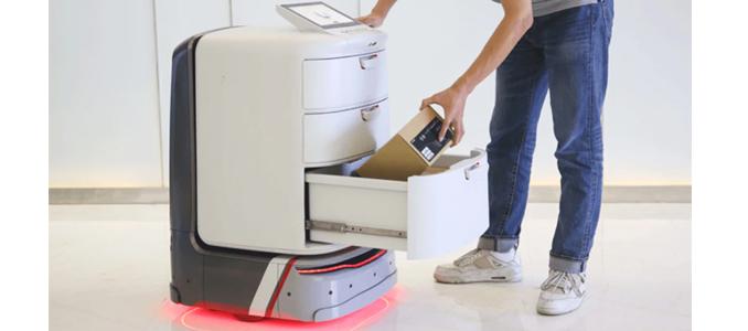 Segway apresenta novo robot autónomo para entregas