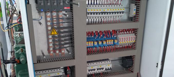 Controladores eletrónicos para instalações frigoríficas