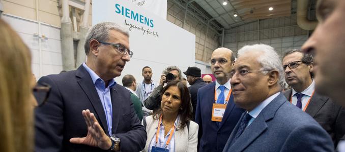 Siemens Portugal investe mais 20 milhões de euros em digitalização