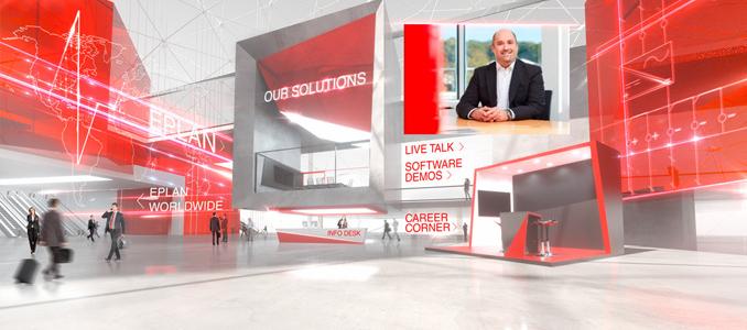 "M&M Engenharia Industrial: ""Interactive"" – EPLAN organizou a 3.ª edição da Feira Virtual"