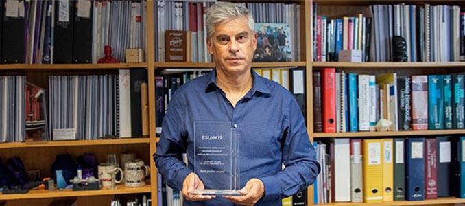 Investigadores do INEGI vencem Best Poster Award em conferência europeia