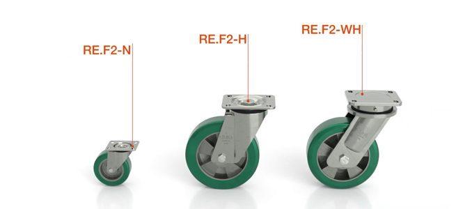 REIMAN: capacidade de carga aliada à manobrabilidade