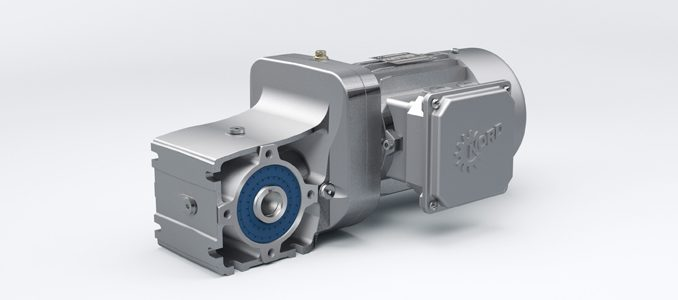 NORD Drivesystems: novo redutor cónico NORDBLOC.1 com 50 Nm
