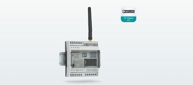 Novo módulo de sinalização da Phoenix Contact para dispositivos 4G