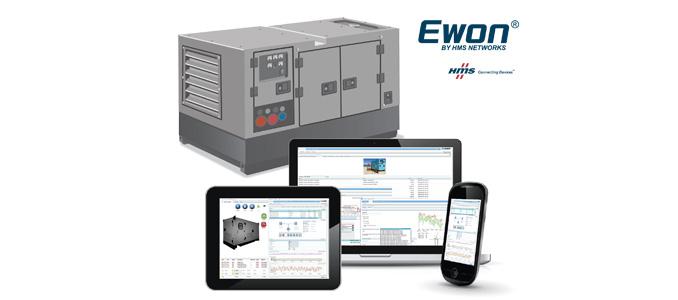 PROSISTAV: eWON – Argos a melhor escolha para gestão remota de equipamentos PowerGen