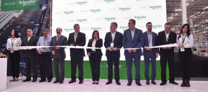 Schneider Electric: fábrica inteligente no México com soluções EcoStruxure