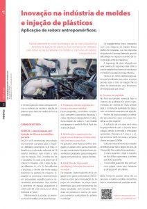 artigo sobre Inovação na indústria de moldes