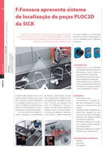 case study sobre sistema de localização de peças PLOC2D da SICK