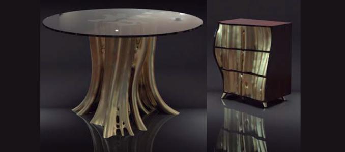 Design generativo e Impressão 3D aplicados ao  mobiliário