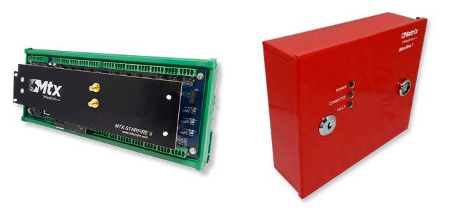 MTX-StarFire I e MTX na LusoMatrix