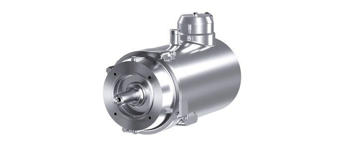 ABB com motores IEC Food Safe (motores de segurança alimentar IEC) para limpeza fácil e longa vida útil