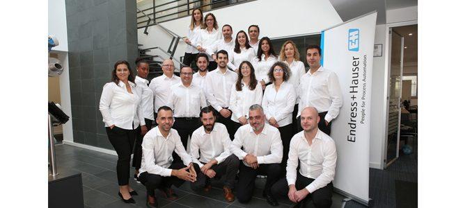 Endress+Hauser foi eleita pelo 3.º ano consecutivo uma das 100 melhores empresas para trabalhar em Portugal