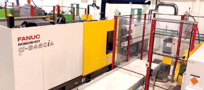 Nova ROBOSHOT α-S450iA já em funcionamento em Portugal na KLC