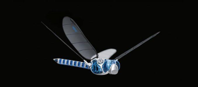 Festo: BionicOpter é o maior inseto robótico segundo o Guinness World Records