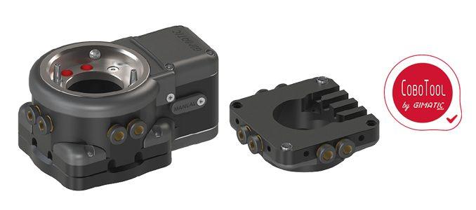 GIMATIC apresenta EQC20, o primeiro comutador elétrico automático e colaborativo
