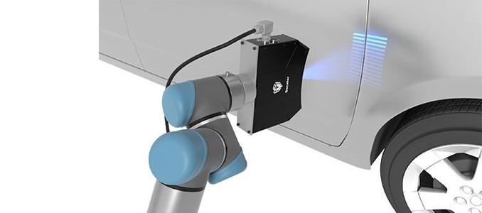 Vantagens e aplicações de visão artificial em robots colaborativos