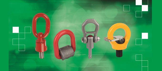 norelem reforça a segurança com novos parafusos e olhais para sustentação de carga