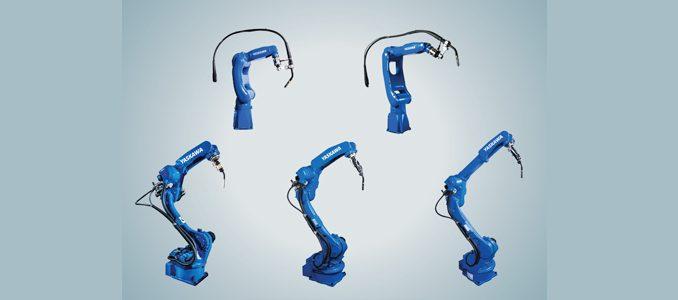 Roboplan: Yaskawa apresenta a sua nova série AR de robots de soldadura