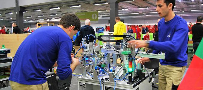WorldSkills Portugal – Campeonato Nacional das Profissões de 09 a 14 de fevereiro