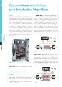 artigo científico sobre Controladores eletrónicos para instalações frigoríficas