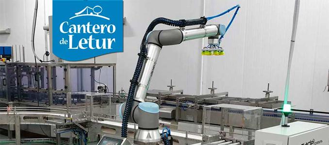 Aposta na robótica colaborativa com CADE Cobots