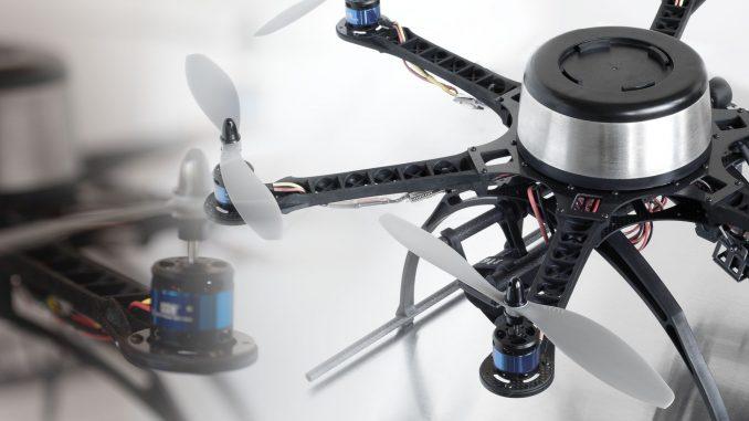 Drones e robots: a 3.ª idade high tech