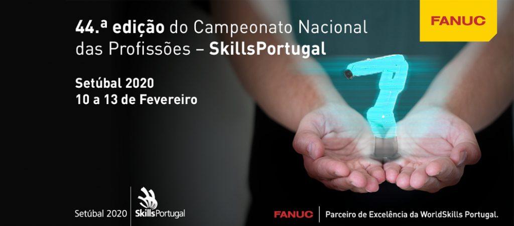 FANUC participa na 44.ª edição do Campeonato Nacional das Profissões – SkillsPortugal