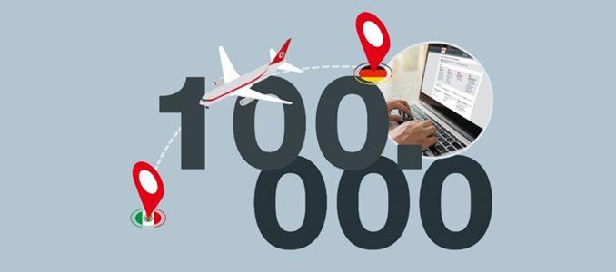 SEW-EURODRIVE Portugal: Online Support atinge a marca dos 100 000 utilizadores