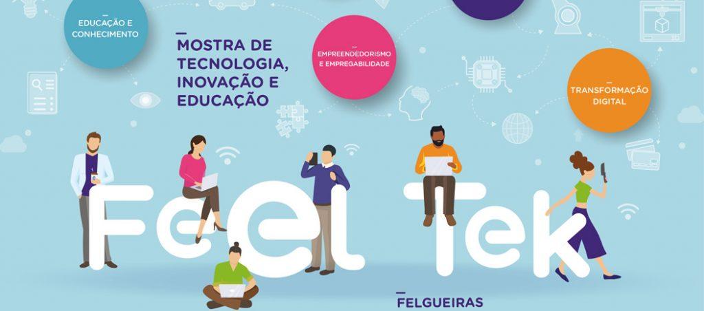 Feel Tek alia tecnologia, inovação e educação