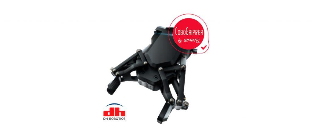GIMATIC Iberia em parceria com a DH Robotics