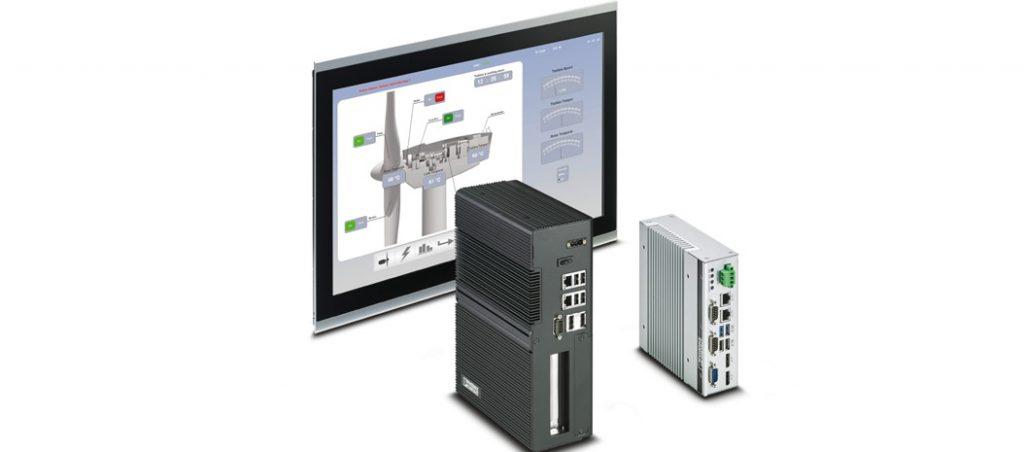 Phoenix Contact: nova gama de computadores industriais