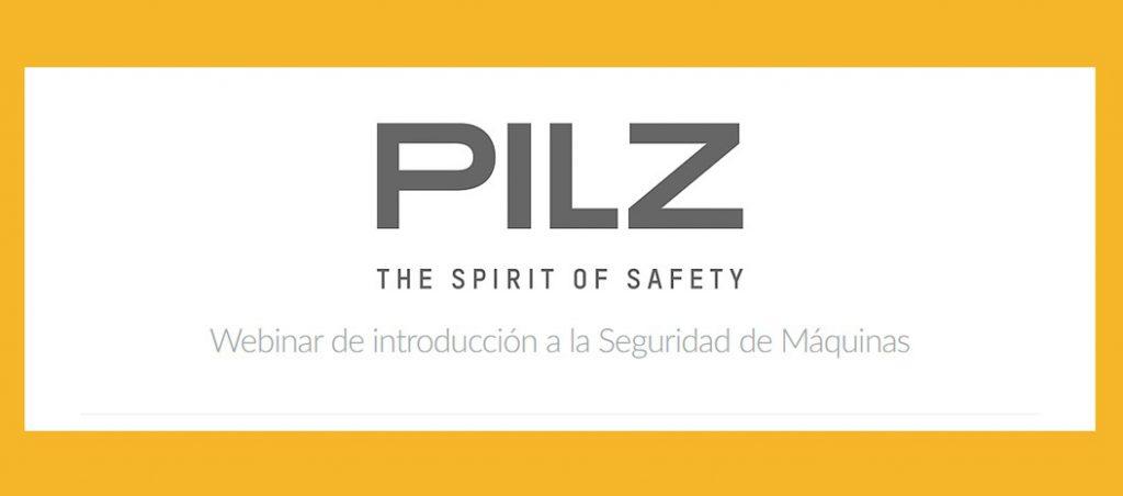 Novos webinars Pilz já disponíveis