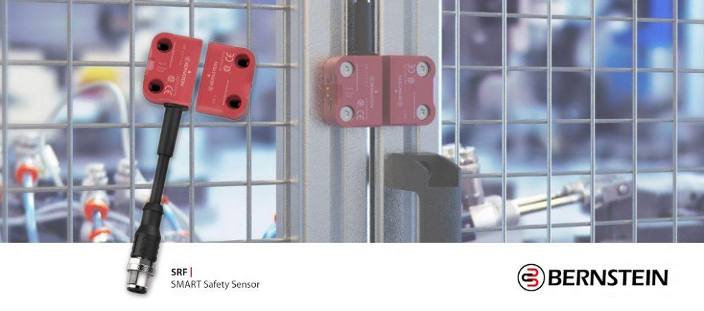 Alpha Engenharia/Bernstein: a conexão em série dos sensores segurança não compromete o nível de segurança PLe