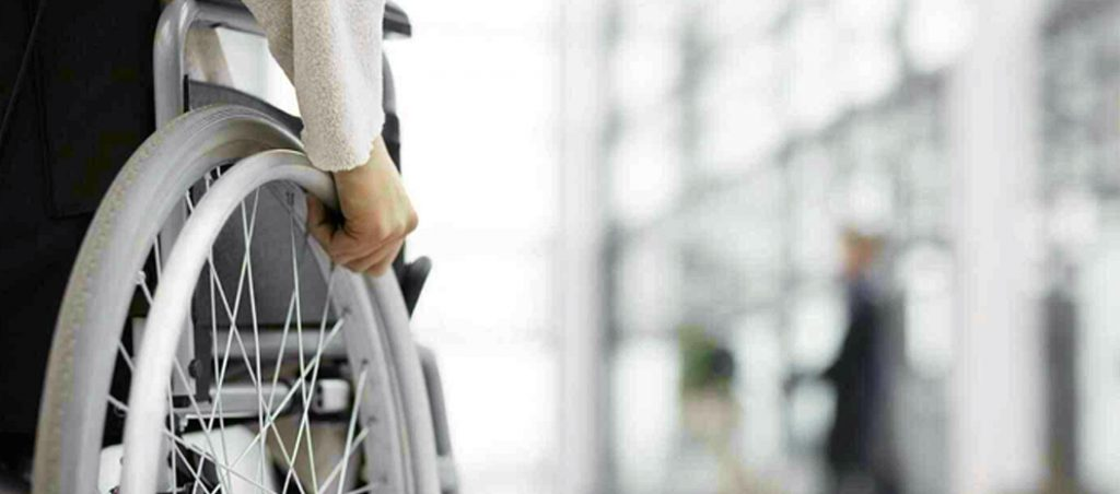 Vision-based hand wheel-chair control