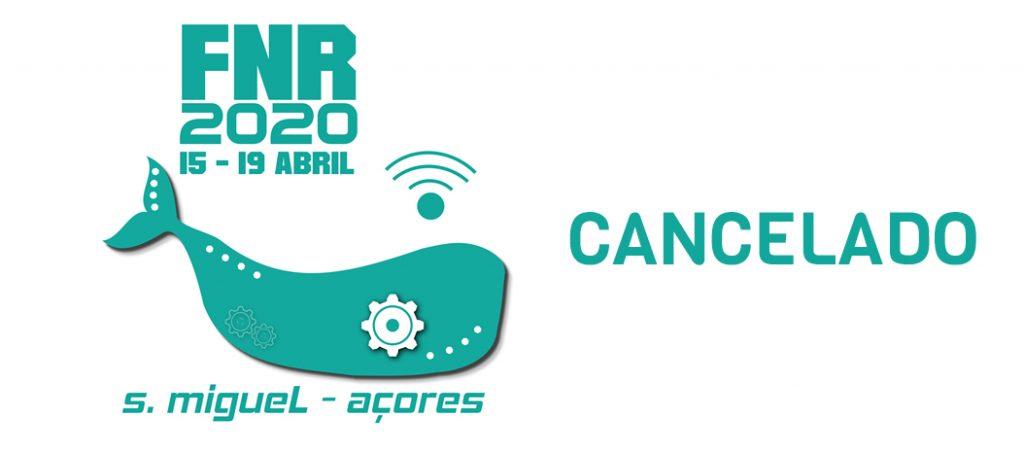 Festival Nacional de Robótica 2020 cancelado