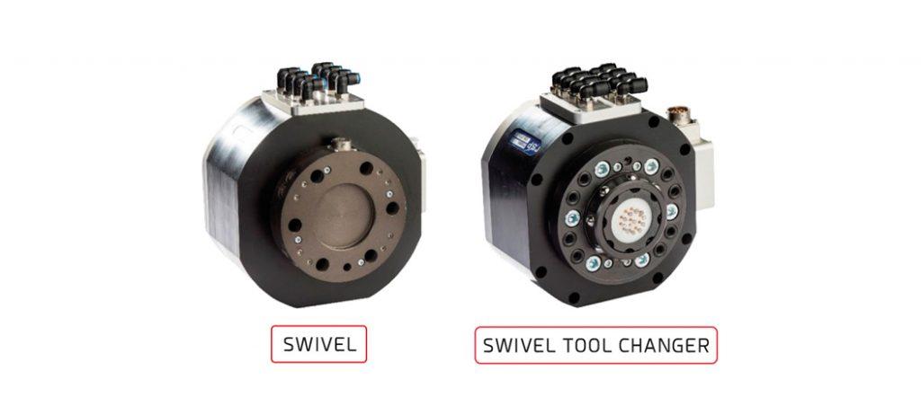 GIMATIC apresenta Swivels com mudança automática de RSP