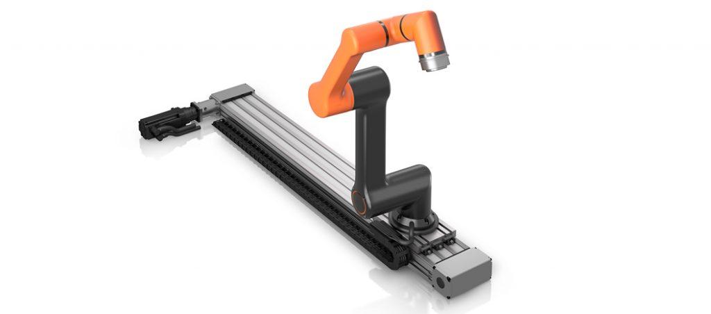 Schaeffler oferece um maior alcance operativo aos cobots com os módulos lineares Plug&Play