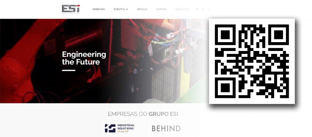 Grupo ESI lança um novo website
