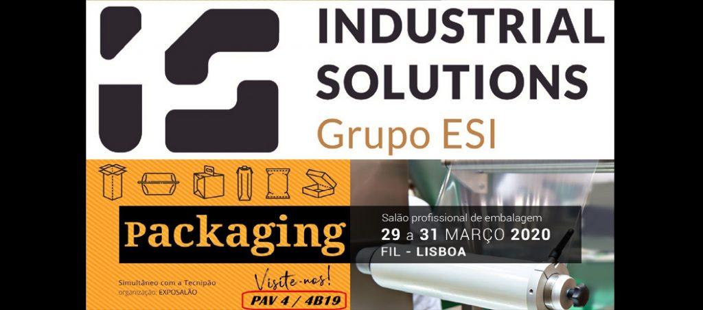 ISOLUTIONS: soluções de processamento e embalagem presente na PACKAGING 2020