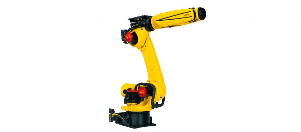 FANUC: Novo R-2000iD – braço oco para aumentar a produtividade